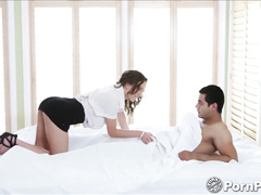 Hot 69 oral end up with lavish explosion